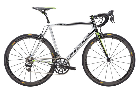 Cannondale Supersix Evo Hi-ModTeam